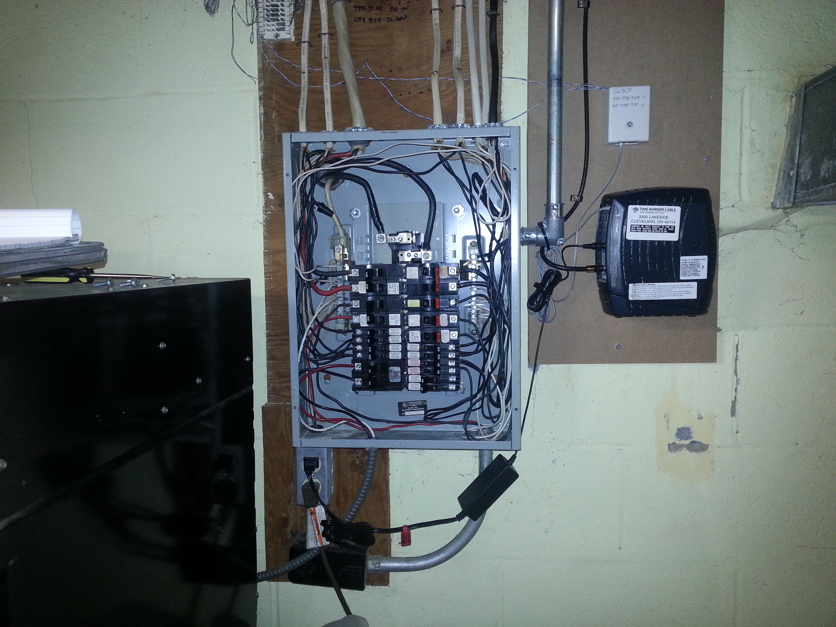Commercial Electrical Panel Installation Ohio