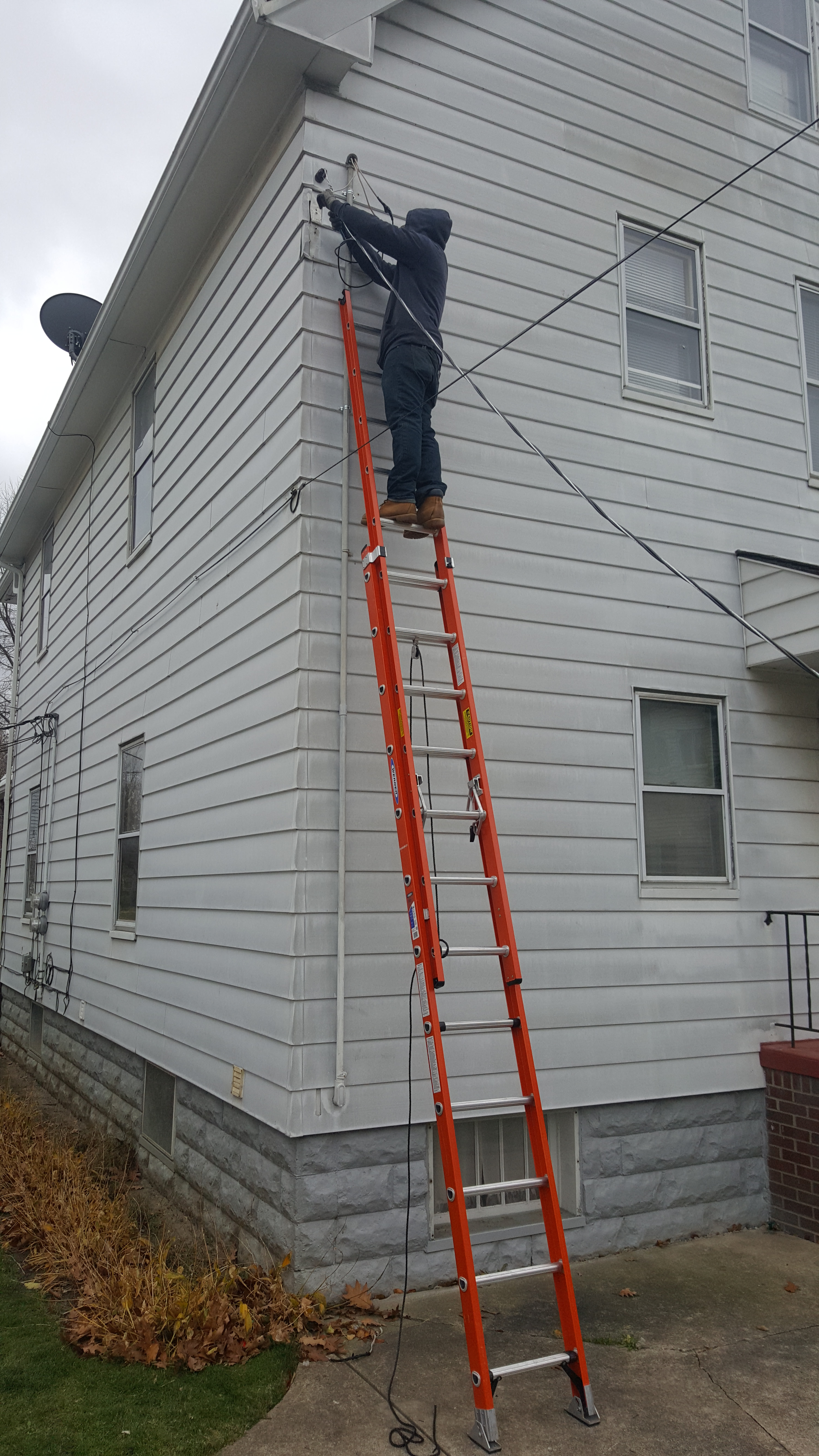 Residential Electrical Services Cleveland Ohio